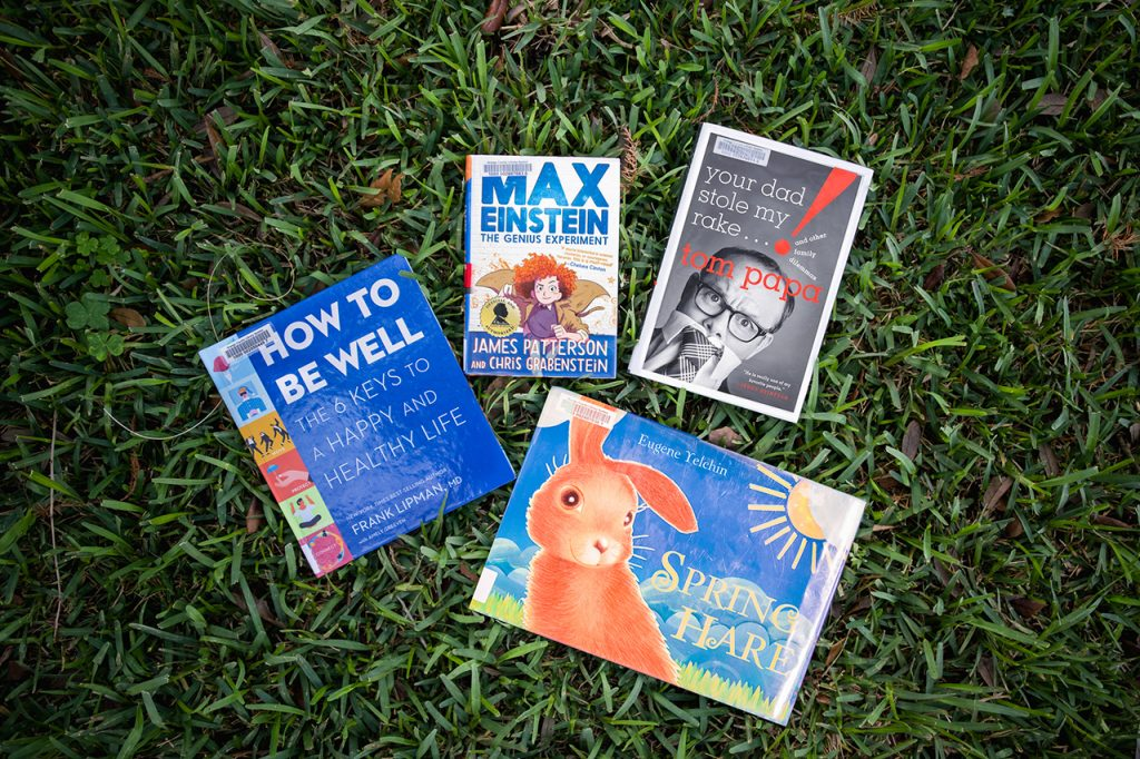 Book Buzz: Springtime Reads | PLAYGROUND Magazine