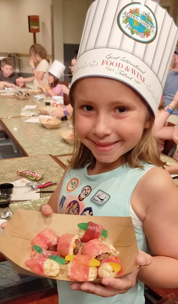 Candy Sushi Workshop