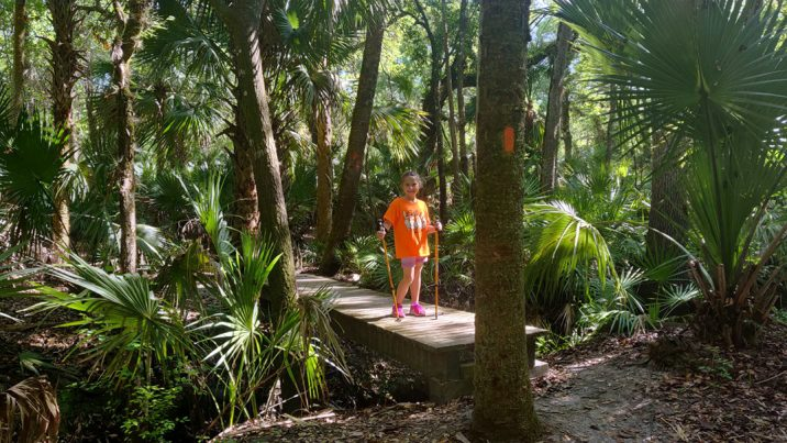 Hiking Trail for Kids